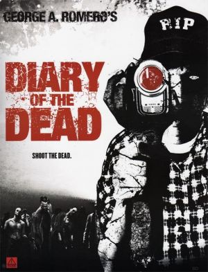 Poster del film Diary of the dead - Le cronache dei morti viventi