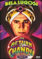 The Return of Chandu (Chandu's Return) (The Return of Chandu the Magician)