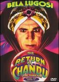 The Return of Chandu (Chandu's Return) (The Return of Chandu the Magician) poster & wallpaper