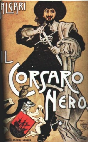 Il Corsaro nero (The Black Pirate)