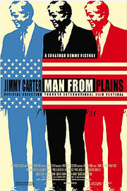 Jimmy Carter Man from Plains Poster