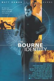 The Bourne Identity Poster