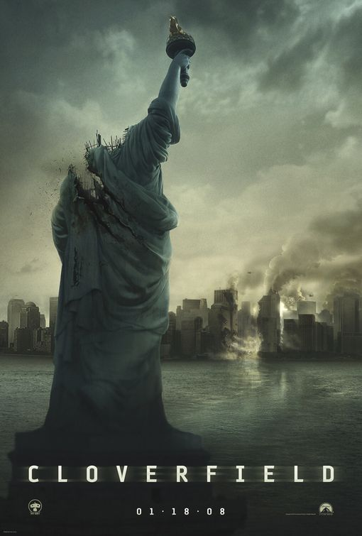 Poster del film Cloverfield
