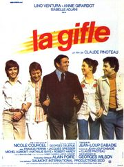 La gifle Poster