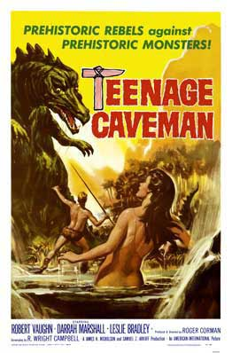 Teenage Cave Man (Out of the Darkness)