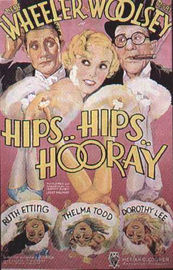Hips, Hips, Hooray!