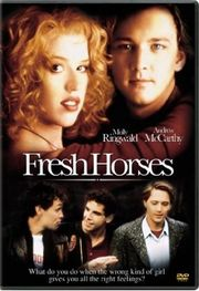 Fresh Horses Poster