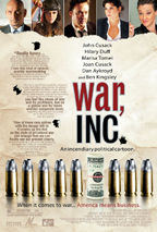 War, Inc. Poster