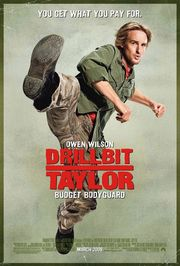 Drillbit Taylor Poster
