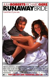 Runaway Bride Poster
