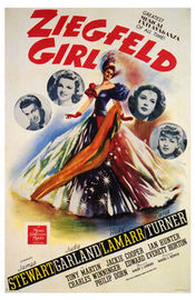Ziegfeld Girl Poster