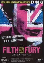 The Filth and the Fury Poster