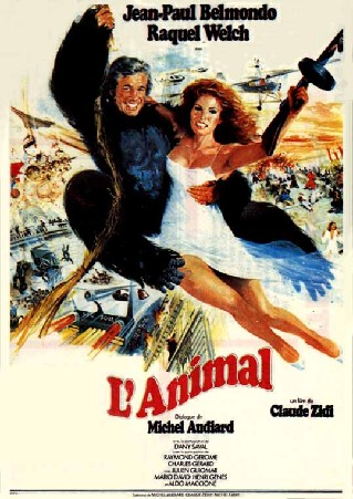 L'Animal (Stuntwoman)