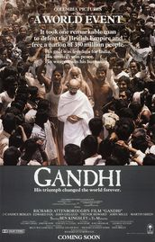 Gandhi Poster