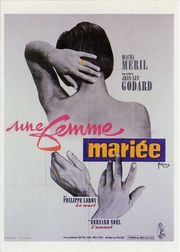 Une femme mari�e: Suite de fragments d'un film tourn� en 1964 (A Married Woman)