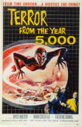 Terror from the Year 5000 (Cage of Doom) (The Girl from 5,000 A.D.)