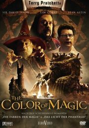 The Colour of Magic movies in Italy