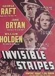 Invisible Stripes (1940)