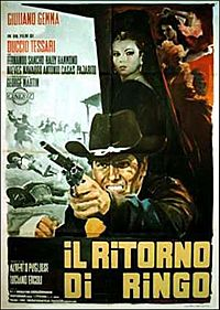 Il Ritorno di Ringo (The Return of Ringo)(The Angry Gun)(Blood at Sundown)