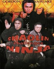 Shaolin Challenges Ninja