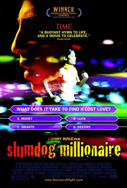 Poster del film The Millionaire