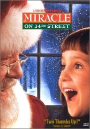 Miracle on 34th Street Poster