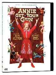 Poster Annie Get Your Gun Movie