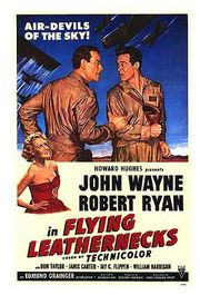 Flying Leathernecks Poster