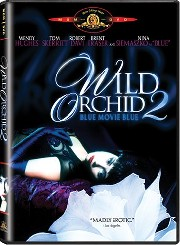Wild Orchid 2: Two Shades of Blue poster Nina Siemaszko Blue