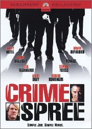 Crime Spree Poster