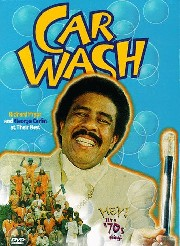 Car Wash Poster