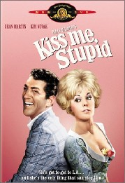 Kiss Me, Stupid Poster