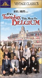 If It's Tuesday, This Must Be Belgium Poster