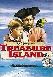 Treasure Island Poster