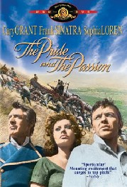 The Pride and the Passion Poster
