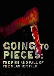 Going to Pieces: The Rise and Fall of the Slasher Film Poster
