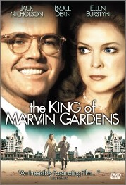 The King of Marvin Gardens Poster