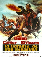 Guns for San Sebastian Poster