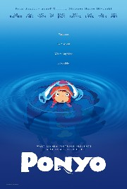 Gake no ue no Ponyo (Ponyo) (Ponyo on the Cliff by the Sea)