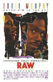 Eddie Murphy Raw Poster