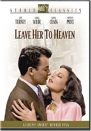Leave Her to Heaven Poster