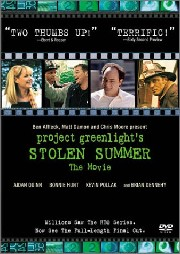 Stolen Summer Poster