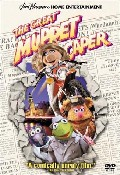 The Great Muppet Caper poster & wallpaper