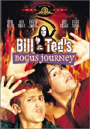 Bill &amp; Ted&#039;s Bogus Journey Poster