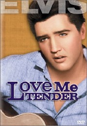 Love Me Tender Poster