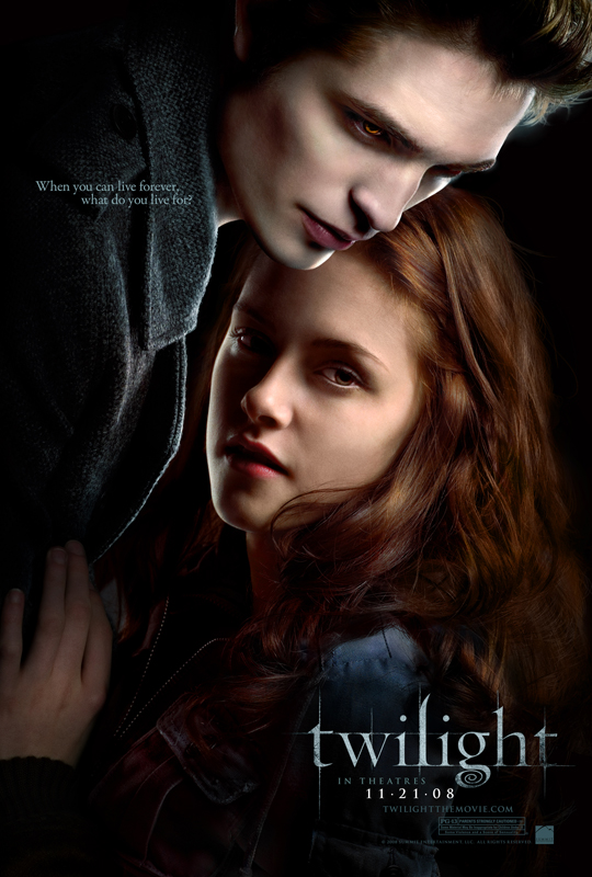 Poster del film Twilight