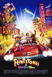 The Flintstones in Viva Rock Vegas poster Mark Addy Fred Flintstone