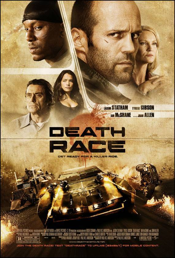 Poster del film Death Race