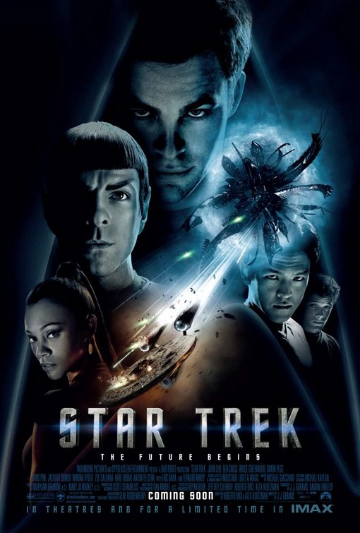 Poster del film Star Trek
