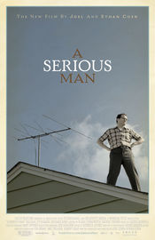 A Serious Man Poster